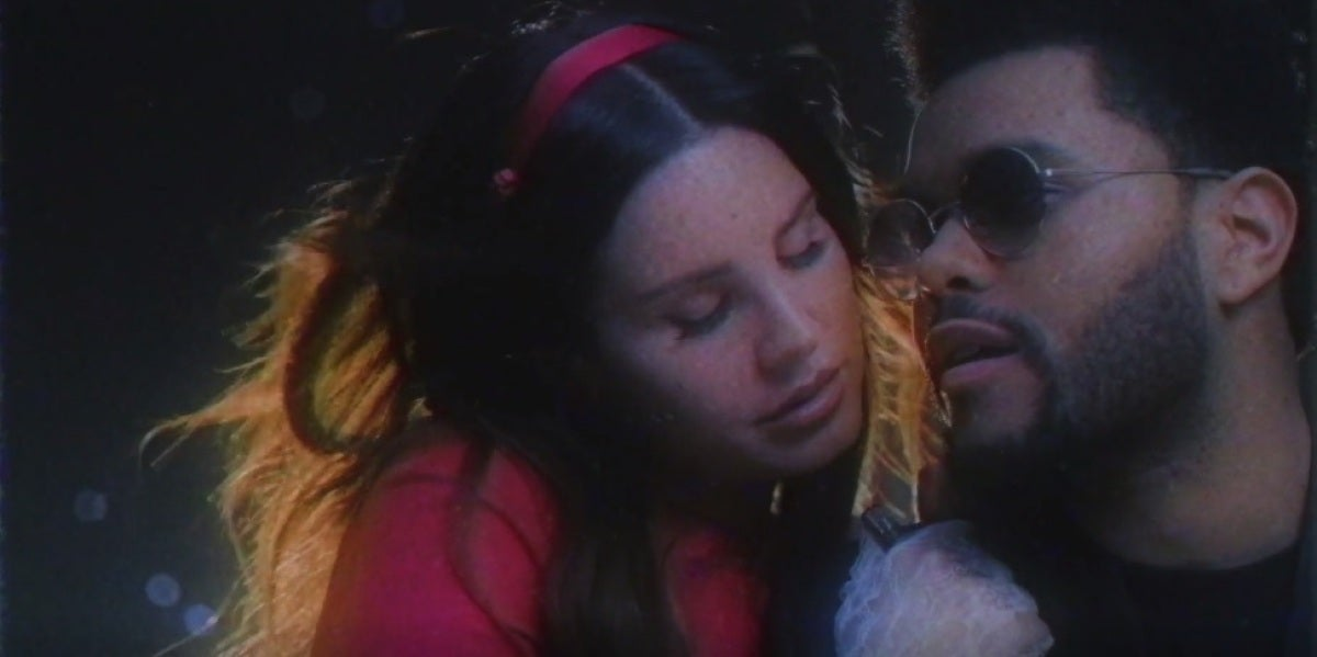 Lana del Rey y The Weeknd