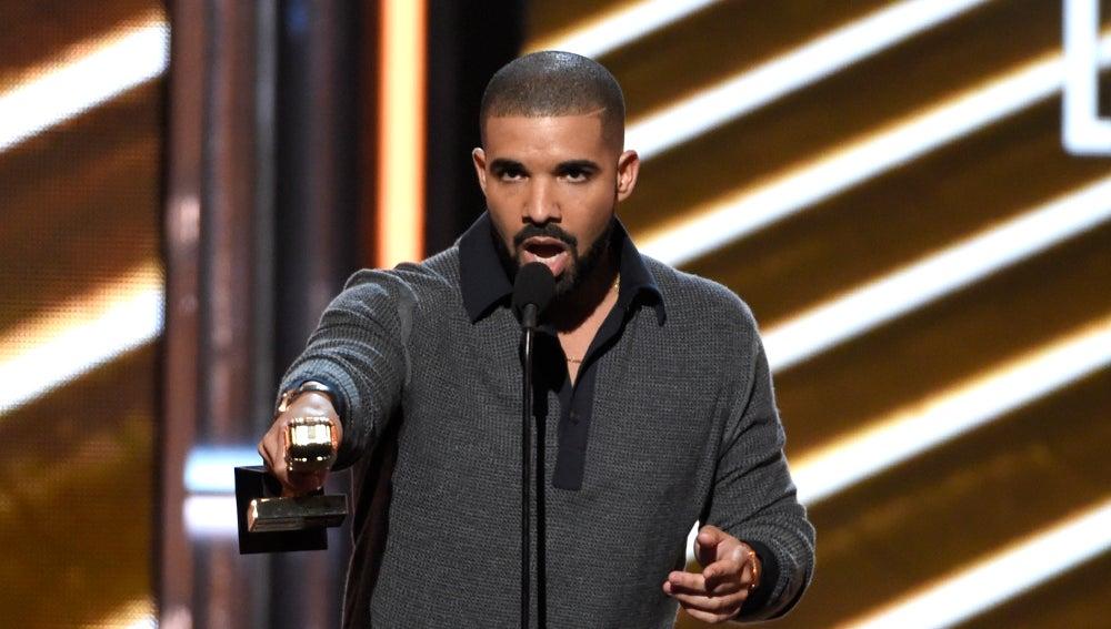 Drake, el gran triunfador de la noche
