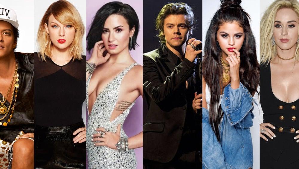 Los artistas lamentan el atentado en el concierto de Ariana Grande en Manchester