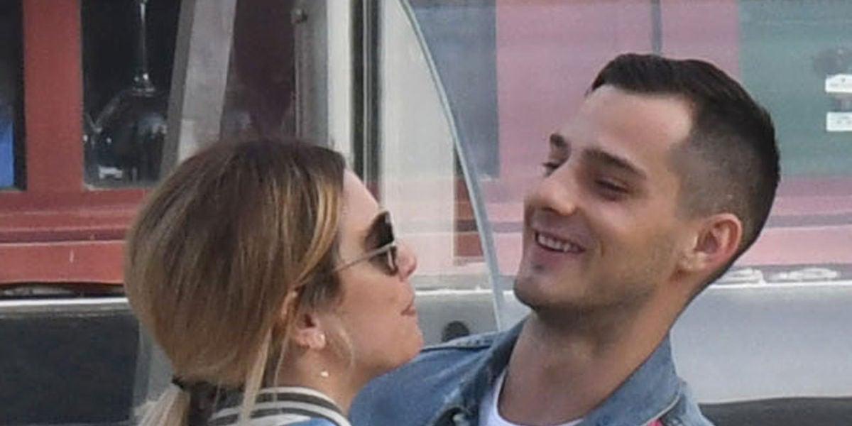 Joel Bosqued y Blanca Suárez