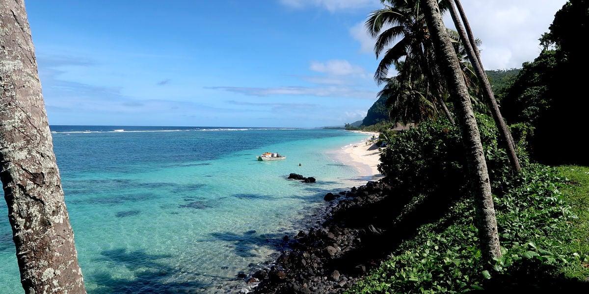 Playa paradisíaca  (02-06-2017)