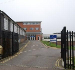 El instituto 'Hillview School' para chicas, en Kent