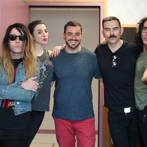 Las Nancys Rubias visitan a Juanma Romero en ¿Me Pones?