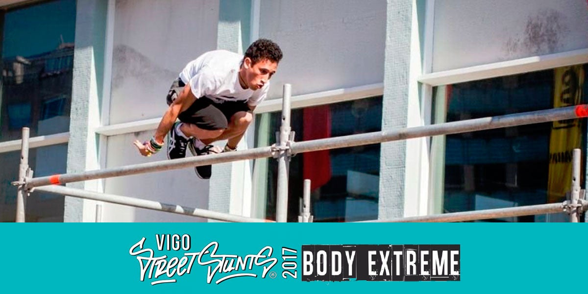 Street Stunts Body Extreme 2017