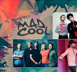 Foo Fighters, Green Day y Kings of Leon, cabezas de cartel del Mad Cool 2017