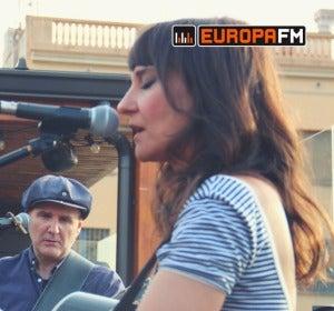 Amaral celebra el Día de la Música junto a Europa FM
