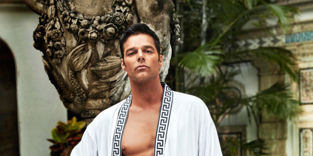 Ricky Martin como Antonio D'Amico