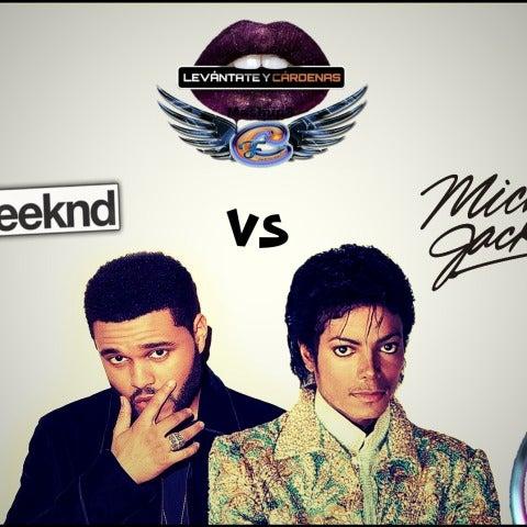 Mashup: Michael Jackson VS The Weeknd