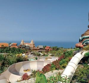 1. Siam Park, Adeje, Tenerife (Islas Canarias)