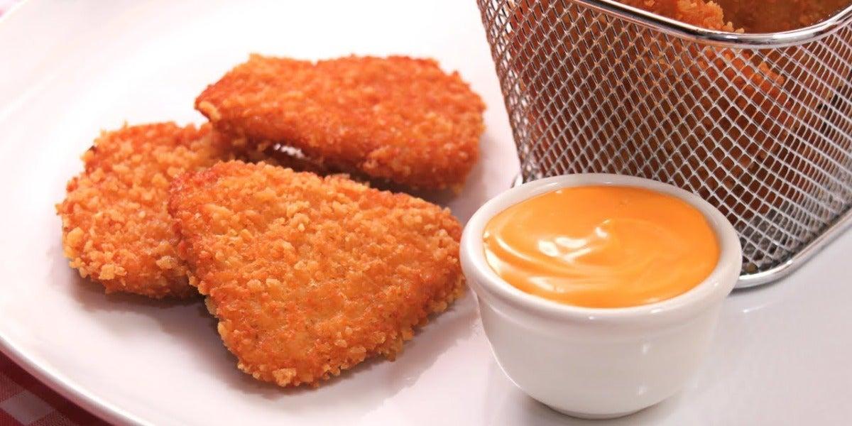 Mery García - Nuggets de Pollo Crujientes | Naked Chicken Chips - Cocina para todos