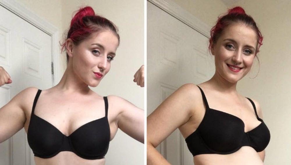 Las mentiras en las fotos de grandes cambios físicos