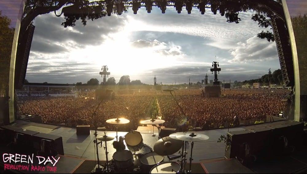 Concierto de Green Day en Londres