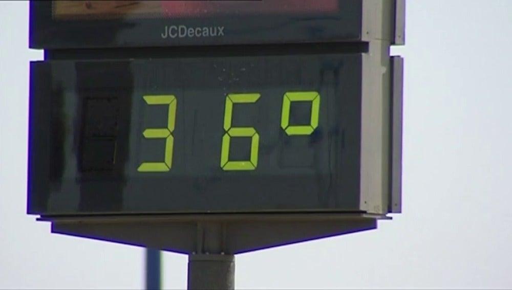 La ola de calor continuará al menos hasta el viernes con máximas de 44ºC en Córdoba y Jaén