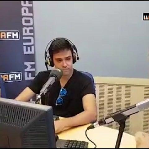 Frank Blanco entrevista a Maico en Vamos Tarde