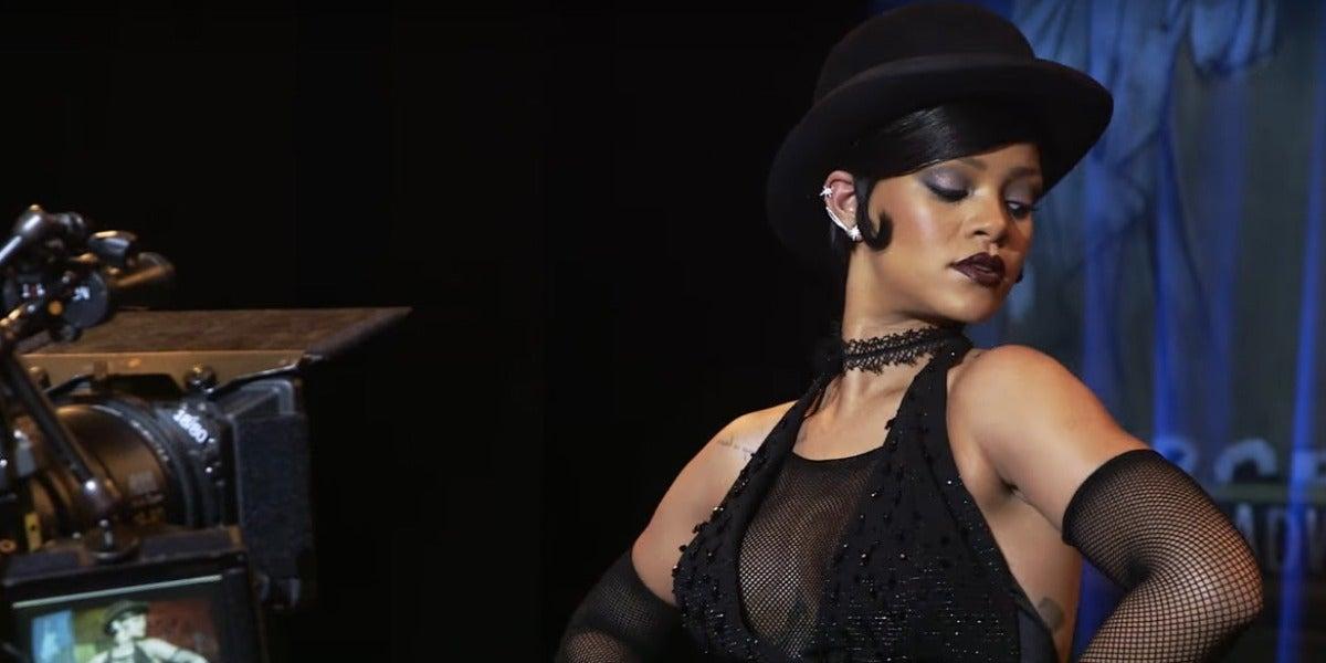 Rihanna en la película 'Valerian'