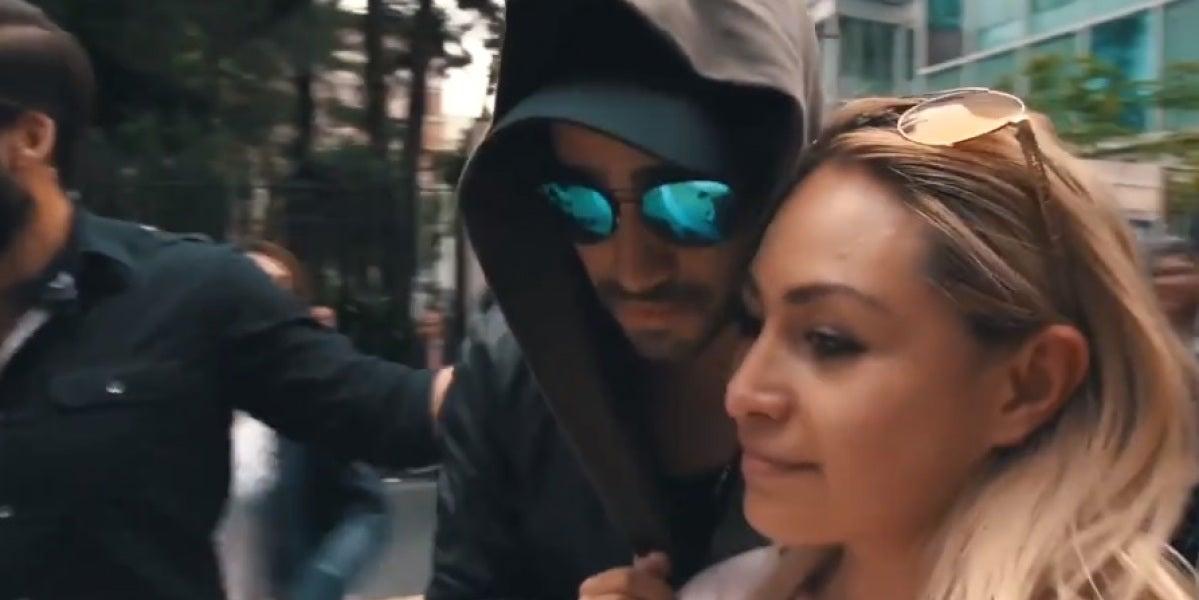 Un youtuber se hace pasar por Maluma