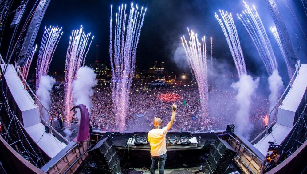 Armin Van Buuren en el BBF 2017
