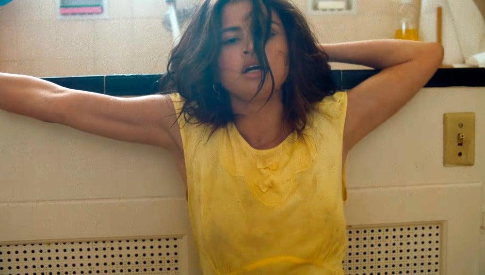 Selena Gomez en el vídeo de 'Fetish'
