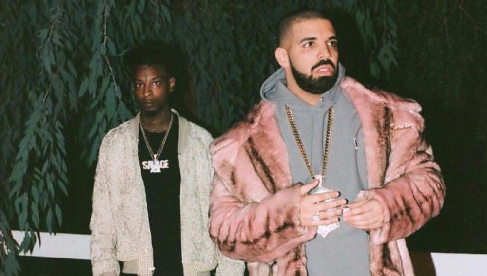 Drake y 21 Savage