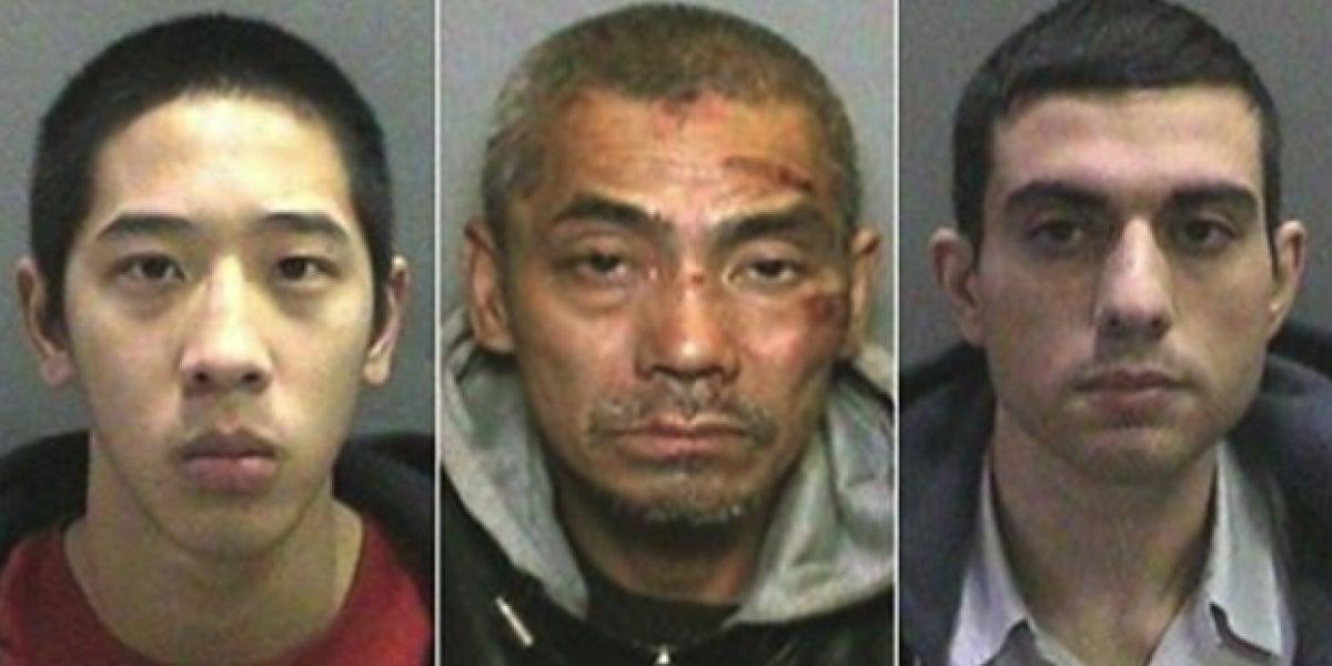 Tres presos se fugan de una cárcel de alta seguridad y lo graban con un teléfono móvil