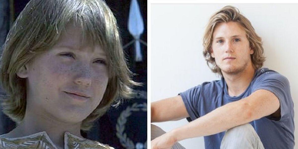 Spencer Clark ha crecido