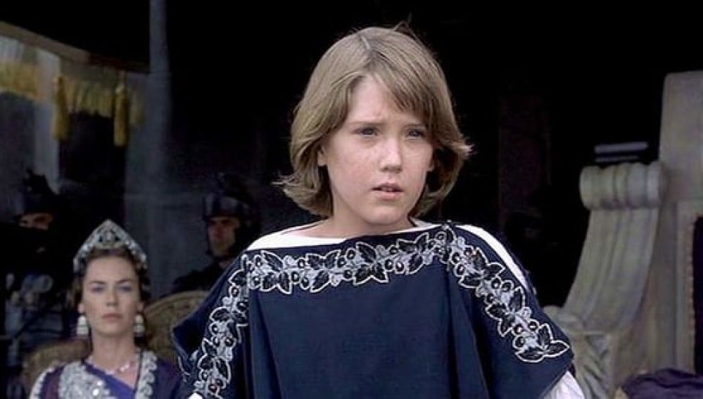 Spencer Clark en 'Gladiator'