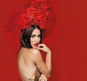 Lali Espósito posa sensual para la revista Gente