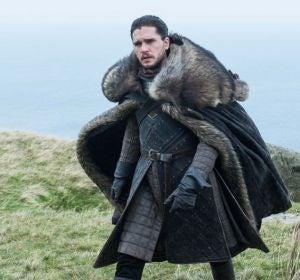 Jon Snow en 'Juego de Tronos'