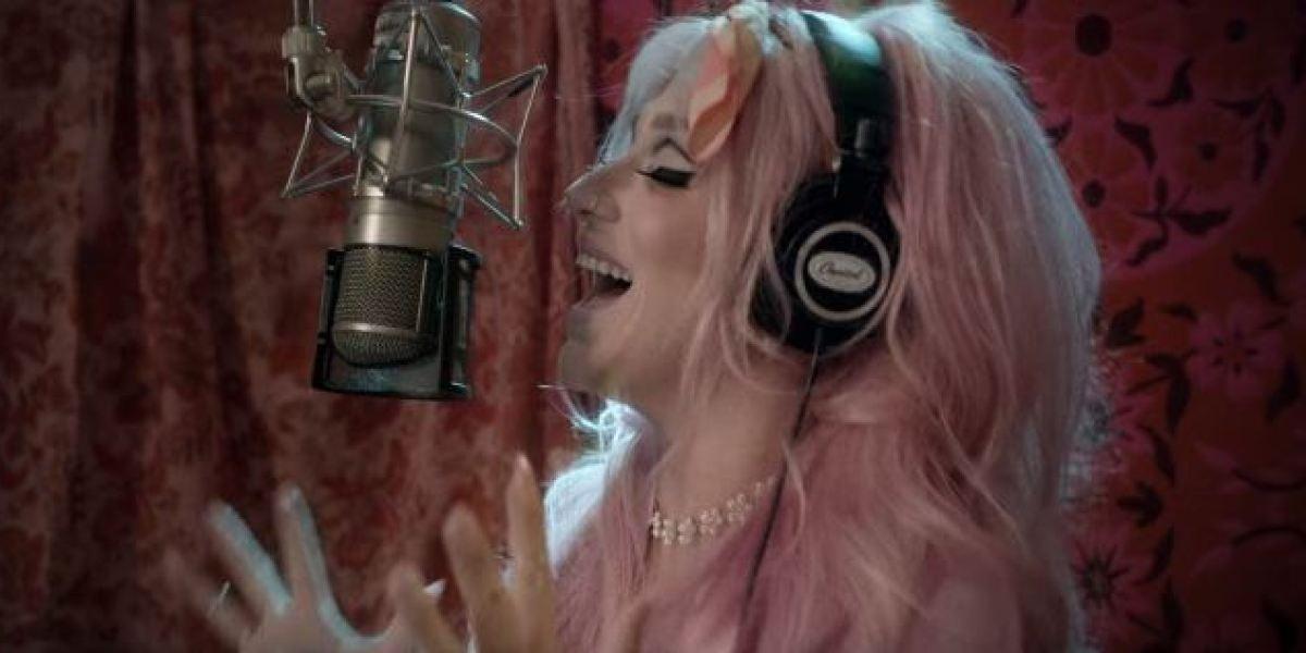 Kesha estrena el videoclip de 'Rainbow'