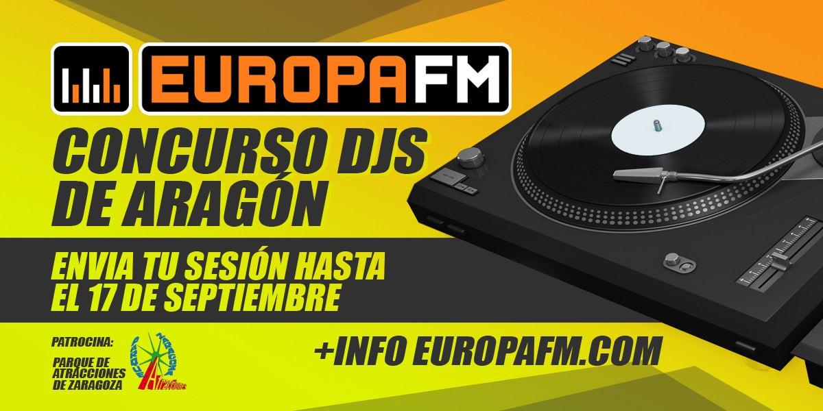I Concurso de DJs de Aragón
