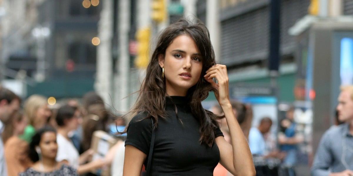 El espectacular look de Blanca Padilla