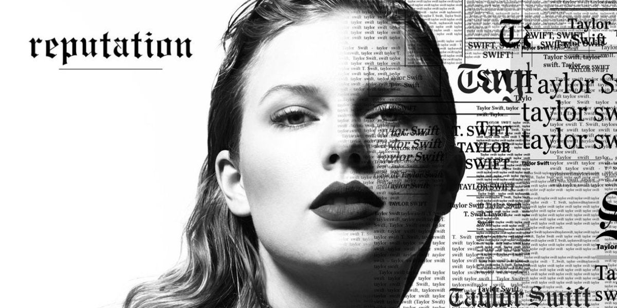 Taylor Swift, 'Reputation'