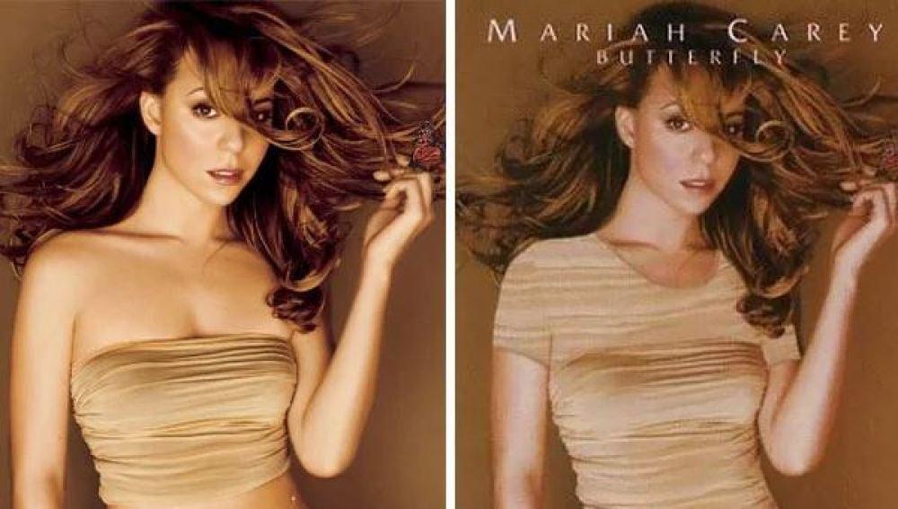 Mariah Carey - Butterfly (con y sin censura)