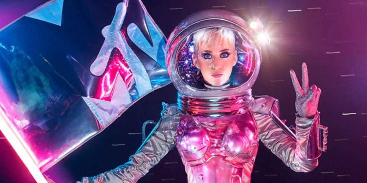 Katy Perry presentará los MTV Video Music Awards