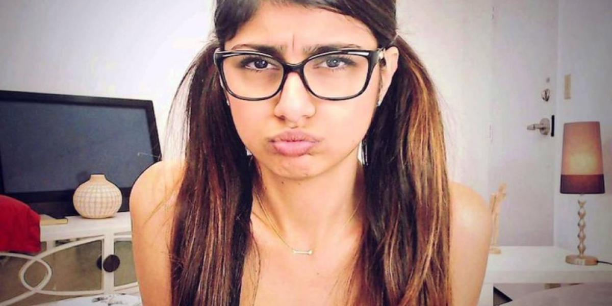 Mia Khalifa, la joven amenazada por el Estado Islámico