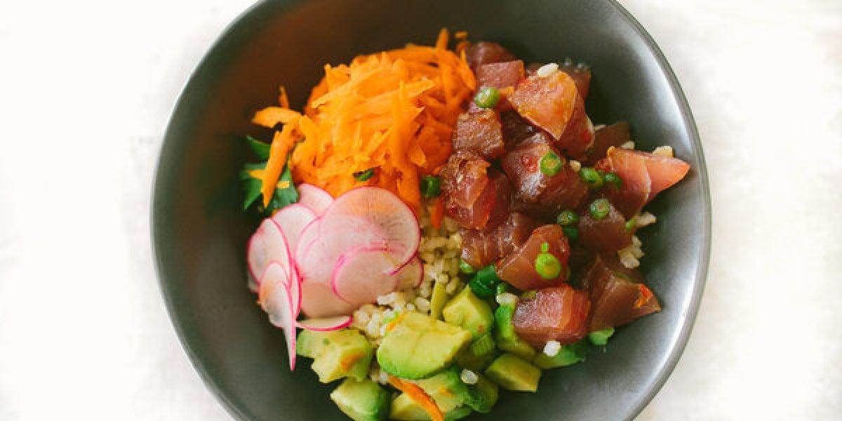 'Poke Bowl', el plato hawaiano que está arrasando en Instagram