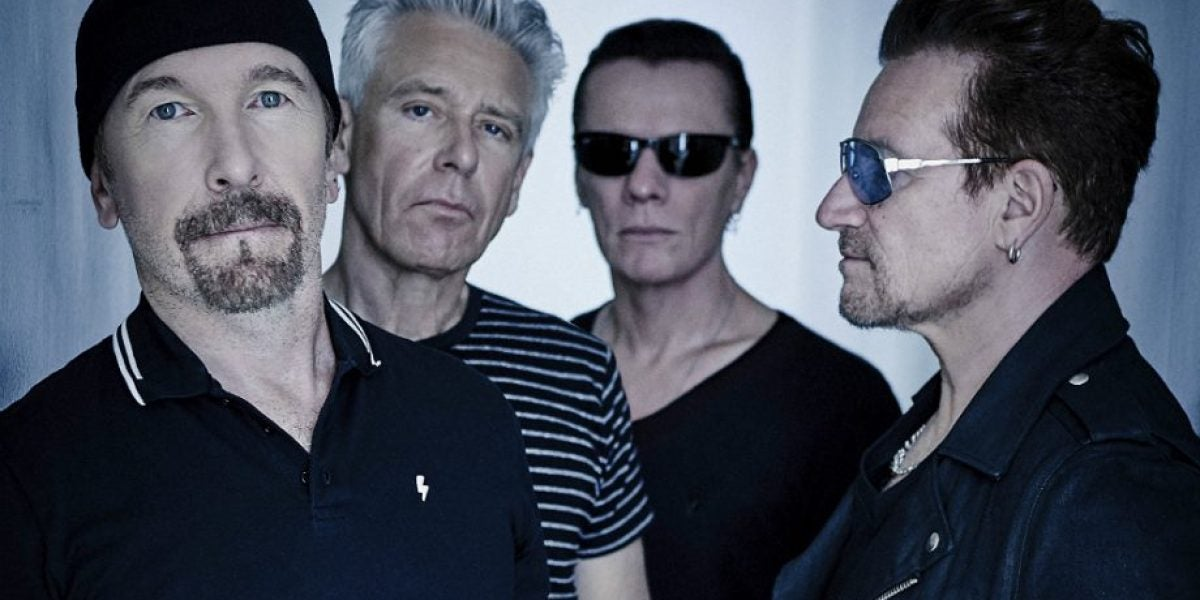 "U2 estrena su nuevo single ""Get Out Of Your Own Ways"""