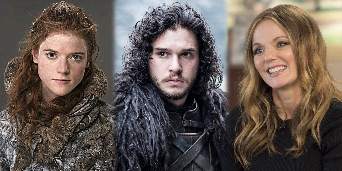 Geri Halliwell quiere que Jon Snow le enseñe el acento de Ygritte