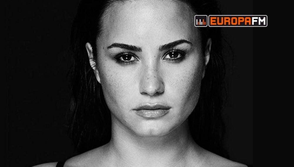 Demi Lovato en Europa FM