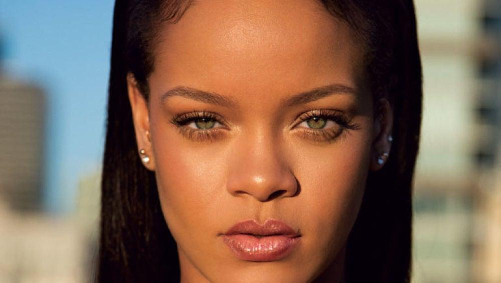 Rihanna presenta su nueva línea de maquillaje 'Fenty Beauty'
