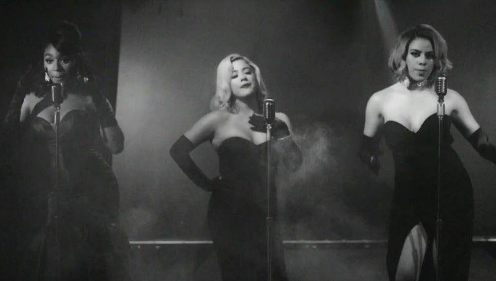 Fifth Harmony en su videoclip 'Deliver'