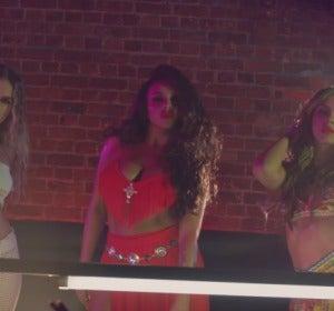Little Mix y CNCO estrenan videoclip para el remix de 'Reggaetón Lento'