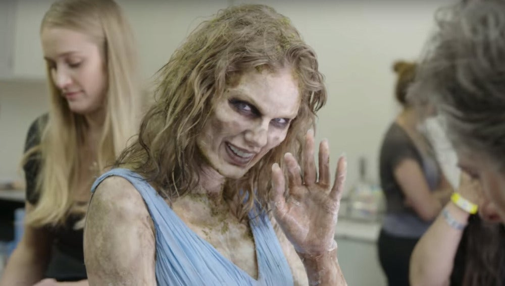 Taylor Swift se transforma en un zombi para el vídeo de 'Look What You Made Me Do'