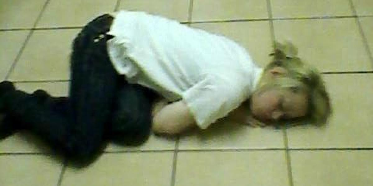 Jessica Southall sufre narcolepsia