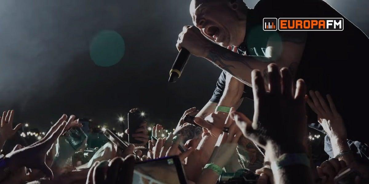 Homenaje de Linkin Park a Chester Bennington