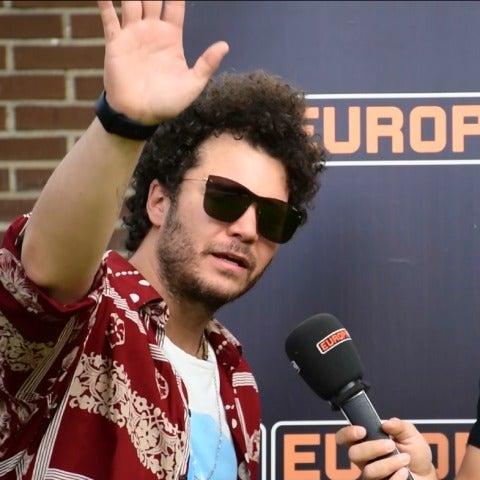 Entrevista con Cabas en Europa FM