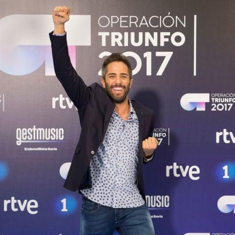 Roberto Leal, el nuevo presentador de OT
