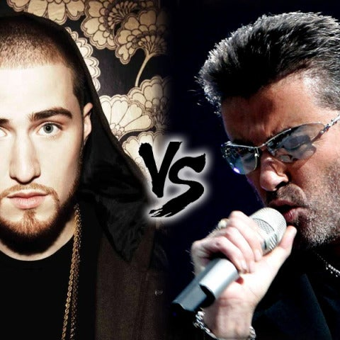 Mashup: George Michael vs Mike Posner