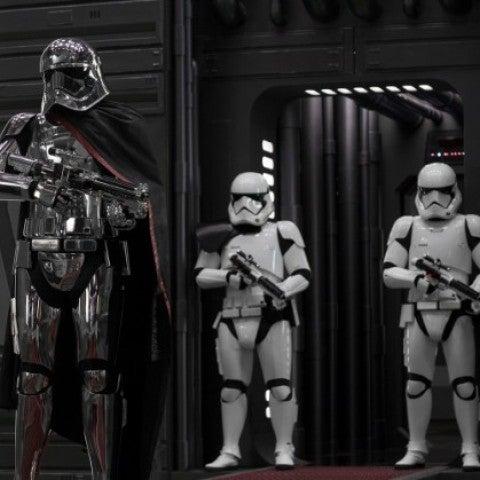 Fotograma de 'Star Wars: Los últimos Jedi'