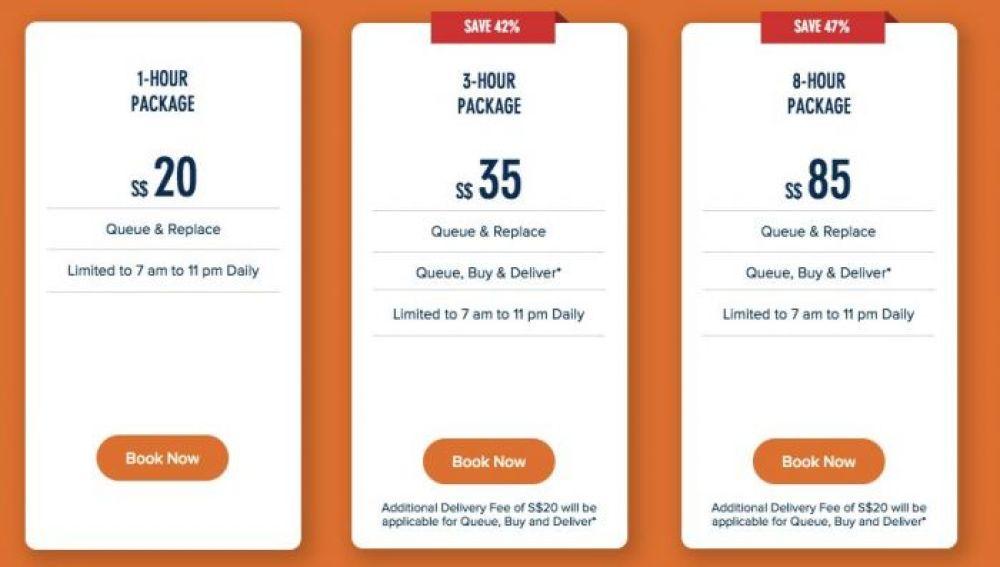 iQueue, la app que hace cola por ti